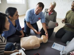 CPR First Aid Training Classes are a basic component of First Aid.