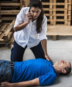 Basic Life Saving Courses are offered at KC First Aid.